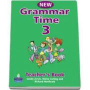 New Grammar Time 3, Teachers Book (Jervis Sandy )