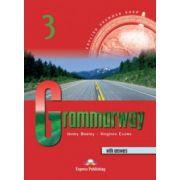 Grammarway 3, Curs de gramatica engleza pentru clasa VII-a ( With Answers )