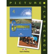Grammarway 4, Picture flashcards