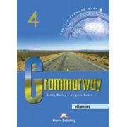 Grammarway 4, Curs de gramatica engleza pentru clasa VIII-a With Answers