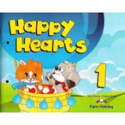 Happy Hearts 1, Pupils Pack, ((Song Cd, Dvd, Press outs, Stickers, Holiday Activities)