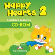 Happy Hearts 2, Teachers Resource CD-ROM, (Curs de limba engleza pentru prescolari)