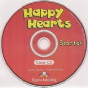 Happy Hearts, Starter, Class -Audio CD Curs de limba engleza pentru prescolari - Virginia Evans, Jenny Dooley