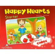 Happy Hearts, Starter, Story Cards