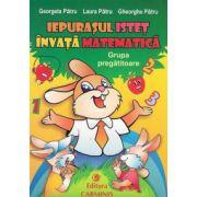 Iepurasul istet invata matematica - clasa pregatitoare
