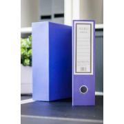 Biblioraft Albo + cutie de protectie, mov (404040 )