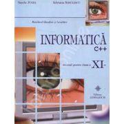 Informatica C++ -Manual pentru clasa a XI-a (Sanda Junea)