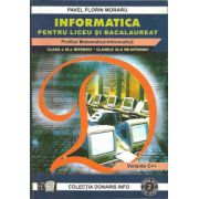 Bacalaureat Informatica, Clasa a IX-a intensiv, Clasele IX-X NE- intensiv, Varianta C++, Profil: Matematica-informatica (Nr. 2)