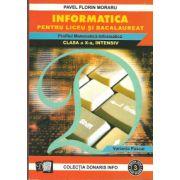 Bacalaureat Informatica, Clasa a X-a, INTENSIV, Varianta Pascal, Profil: Matematica-Informatica (Nr. 3)