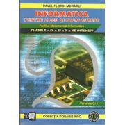 Bacalaureat Informatica, Clasele a IX-a si a X-a, NE-INTENSIV si Stiintele naturii, Varianta C++ Profil: Matematica -Informatica (Nr. 14 )