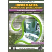 Bacalaureat Informatica, Clasa a IX-a intensiv, IX-X Ne-intensiv, Varianta Pascal Profil: Matematica-Informatica (Nr. 1)