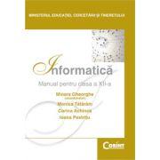 Manual Informatica pentru clasa a XII-a (M. Gheorghe)