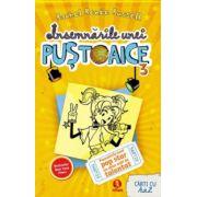 Insemnarile unei pustoaice 3. Povestirile unui pop star nu chiar atat de talentat - Rachel Renee Russell