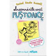 Insemnarile unei pustoaice 4. Povestirile unei Printese a Ghetii nu chiar atat de gratioase - Rachel Renee Russell