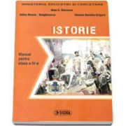 Istorie - Manual pentru clasa a IV-a (Dinu C. Giurescu)