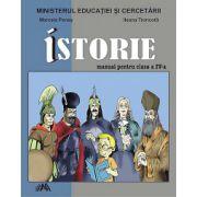 Istorie- Manual pentru clasa a IV-a (Marcela Penes, Ileana Troncota)
