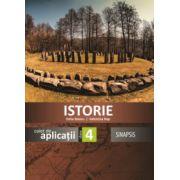 Istorie - caiet de aplicatii pentru clasa a IV-a