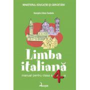 Italiana. Manual pentru clasa a IV-a - Georgeta Liliana Carabela
