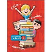 Caiet de lectura - Citim, ne jucam, exersam pentru clasa I