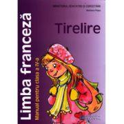 Limba franceza, Tirelire- Manual pentru clasa a IV-a (Mariana Popa)