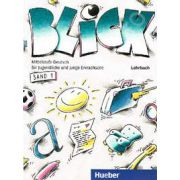 Limba germana, Manual pentru clasa a VIII-a. Blick, Band 1 Lehrbuch