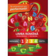 Limba romana. Memorator pentru clasele I-IV - Nicoleta Moldovan, Flora Abrudan