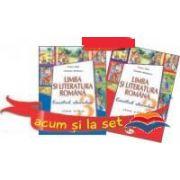 Limba si literatura romana. Set caiete pentru clasa a III-a, semestrele I si II - Cleopatra Mihailescu, Tudora Pitila