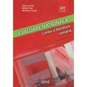 Limba si literatura romana- Evaluare nationala, 2014. (Florin Ionita)