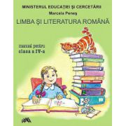 Limba si literatura romana- Manual pentru clasa a IV-a (Marcela Penes)