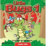 Little Bugs 1, Class Audio CD (2Peaces)-Macmillan