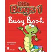 Little Bugs 1, Busy Book-Caietul elevului (Carol Read)