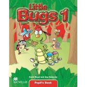 Little Bugs 1. Pupils Book Curs de limba engleza - Carol Read, Ana Soberon