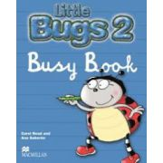 Little Bugs 2, Busy Book-Caietul elevului ( Carol Read )