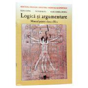 Manual pentru Logica si Argumentare, clasa 9-a | Editura Corvin (Toate filierele)