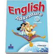 English Adventure, Pupils Book, Level: Starter B