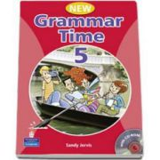Grammar Time 5, Manual pentru limba engleza, Clasa VII-a ( Students Book, with multi-ROM )