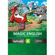 Magic English - caiet de limba engleza pentru clasa a IV-a