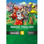 Magic English - caiet de limba engleza pentru clasa a III-a