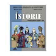 Manual pentru clasa a IV-a la Istorie (Marcela Penes)