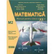 Matematica-M2, Manual pentru clasa a XII-a, (Ion D. Ion si Eugen Campu )