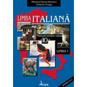 Limba italiana. Manual pentru clasa a X-a, LIMBA 1 (Mihaela M. Busuioc )