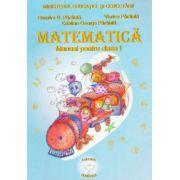 Matematica manual pentru clasa I (Dumitru D. Paraiala)