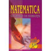 Matematica. Culegere de exercitii (clasa a II-a)