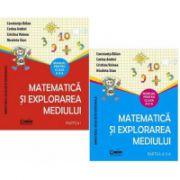 Manual Matematica si explorarea mediului pentru clasa a II-a (2 volume)