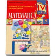 Matematica-Manual pentru clasa a IV-a (Gheorghe Mandrizu Catruna)