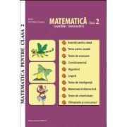 Matematica pentru clasa a II-a - auxiliar interactiv