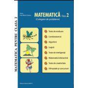 Matematica pentru clasa a II-a - culegere de probleme
