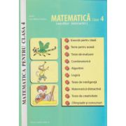 Matematica pentru clasa a IV-a - auxiliar interactiv