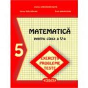 Matematica, Exercitii si teste, clasa a V-a (Stefan Smarandache )