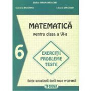 Matematica, Exercitii si teste, clasa a VI-a (Stefan Smarandache )